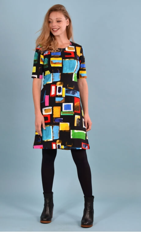 Robe Les Ronettes. Arty